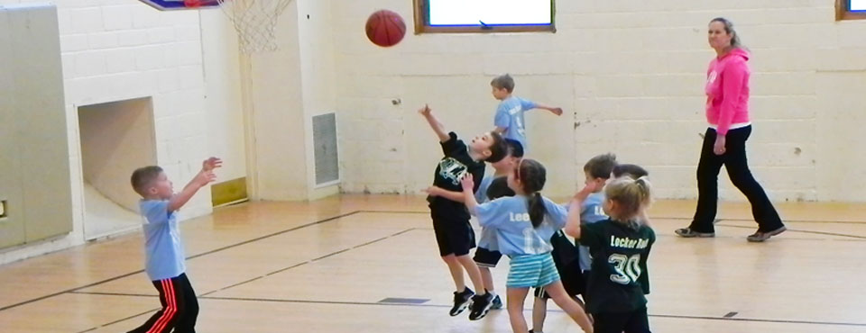 Biddy Basketball League