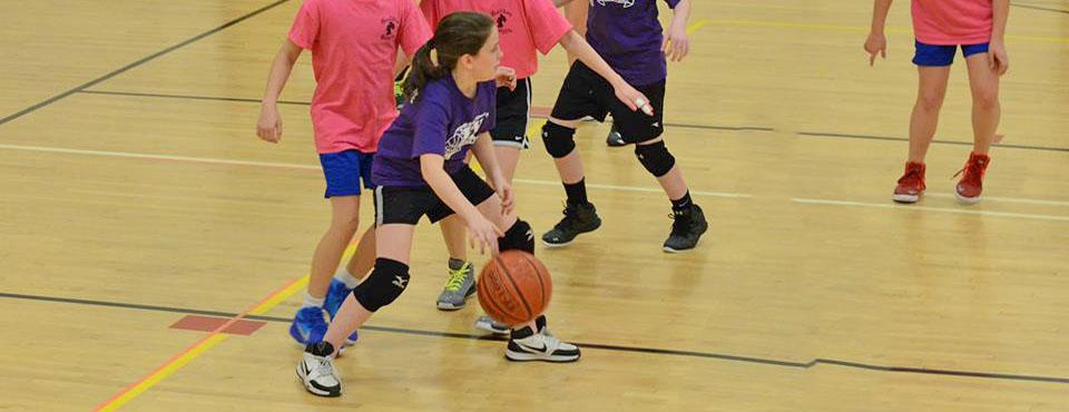 Girls House League Basketball