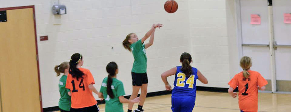 Girls House League Basketball